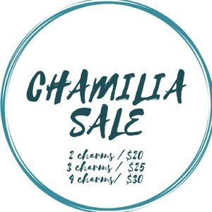 Chamilia charms